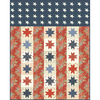 Moda QUILTS OF VALOR Quilt Kit by Minick & Simpson