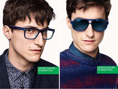 united colors of benetton, eyewear, fashion