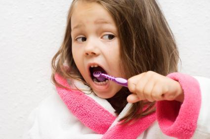 Чистишь ли ты зубы?