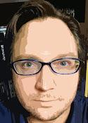 Author Tristan Vick