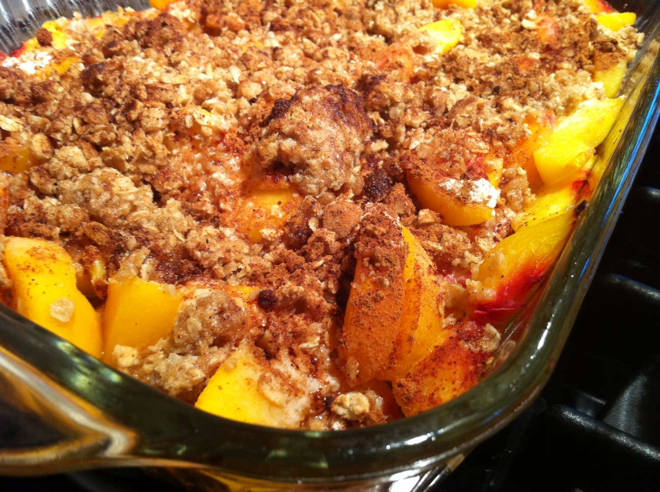... Almond Flour, Paleo Peach Crisp, Paleo Peaches Crisps, Free Peaches