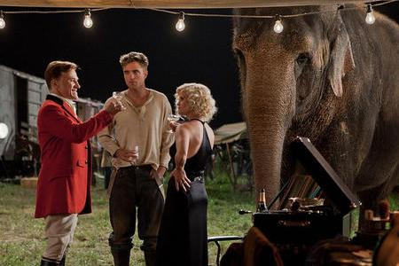water for elephants short summary