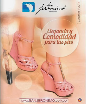 zapatos san jeronimo catalogo 1 2014