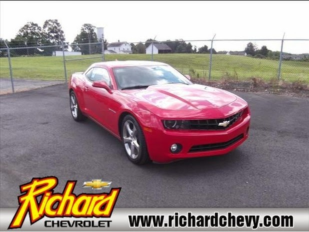 2013 Chevrolet Vehicles Aggressively Priced at Richard Chevrolet