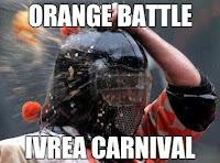 orange battle ivrea