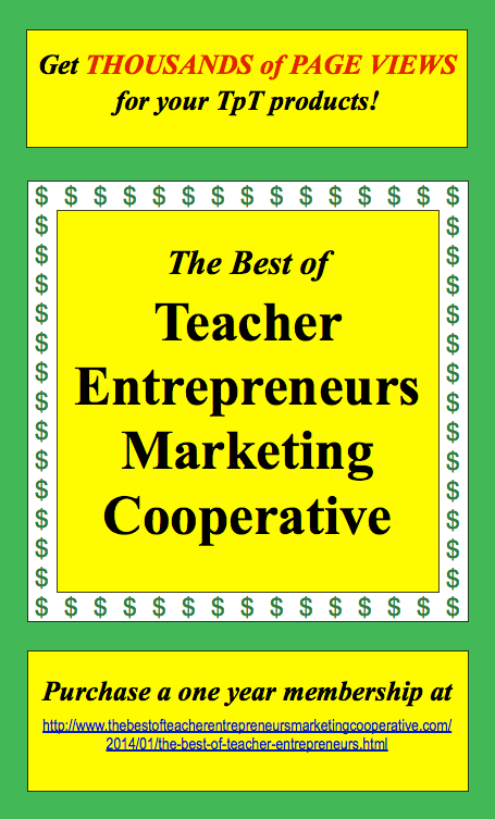 The Best of Teacher Entrepreneurs Marketing Cooperative – Email me ...