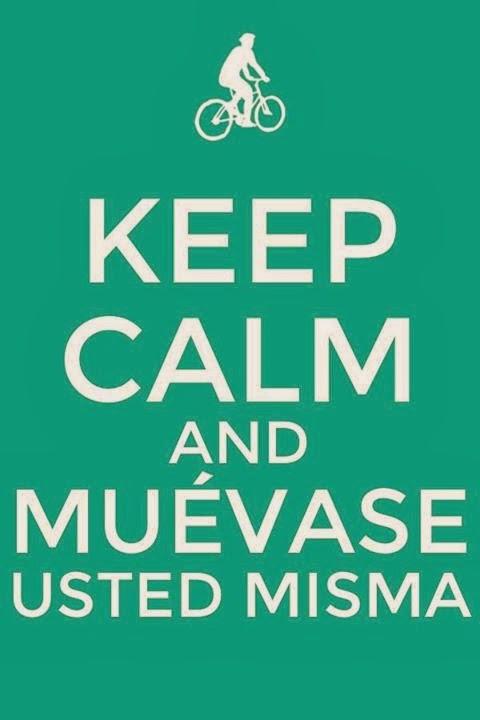 ...Keep calm...