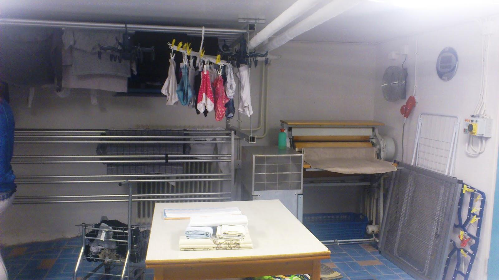 Hy:s pyssel och maträtter: renoverad tvättstuga