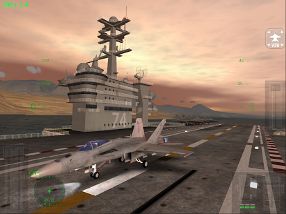 full F18 Carrier Landing APK 5.81 Version