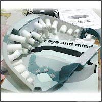 Alat pijat refleksi terapi mata minus
