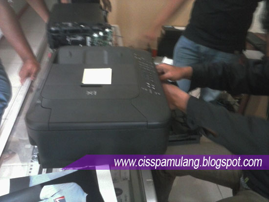 Service Printer Cipaku