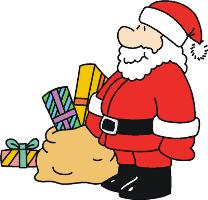 Babbo Natale al plurale