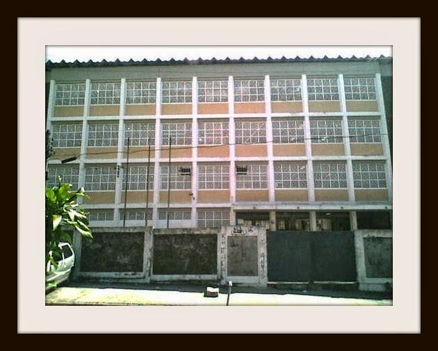Escola Municipal Joaquim Ribeiro - Inhaúma