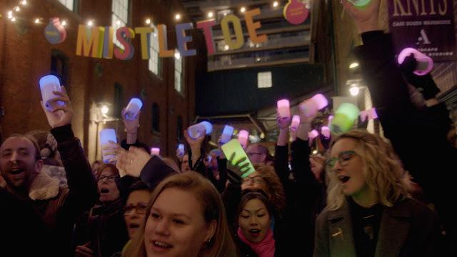 Friday, I'm In Love – Koodo with Choir! Choir! Choir! Distillery District
