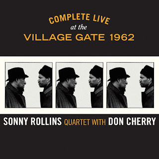 Sonny Rollins, Complete Live at the Village Gate 1962