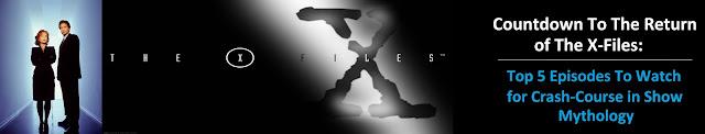 Best X-Files episodes for show mythology