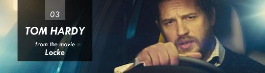 Tom Hardy (Locke)