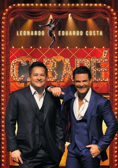 DVD Leonardo & Eduardo Costa Cabaré
