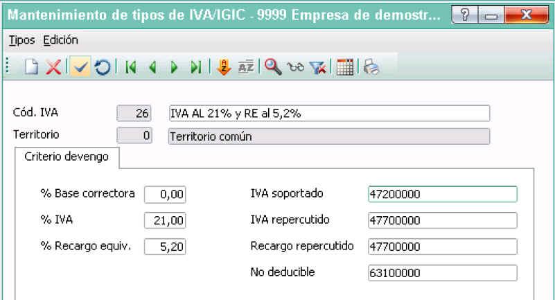 Sage Logic Class: Manual para realizar el cambio de Iva en Erp ...