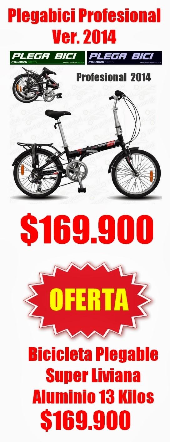 Bicicletas Plegables Chile