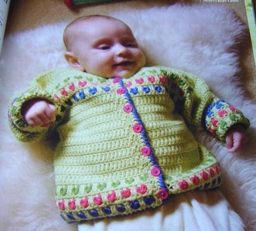 FAIR ISLE BABY SWEATER PATTERN | Sewing Patterns for Baby