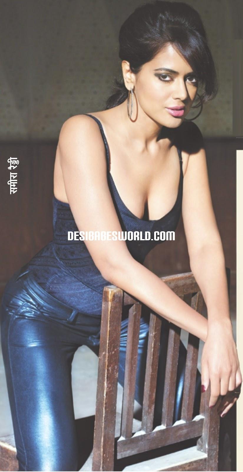 ,  Sameera Reddy Super Hot Bikini Photos- Part 2