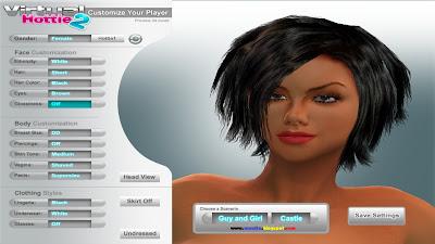 скачать игру Virtual Hottie 2 скачать торрент - фото 10