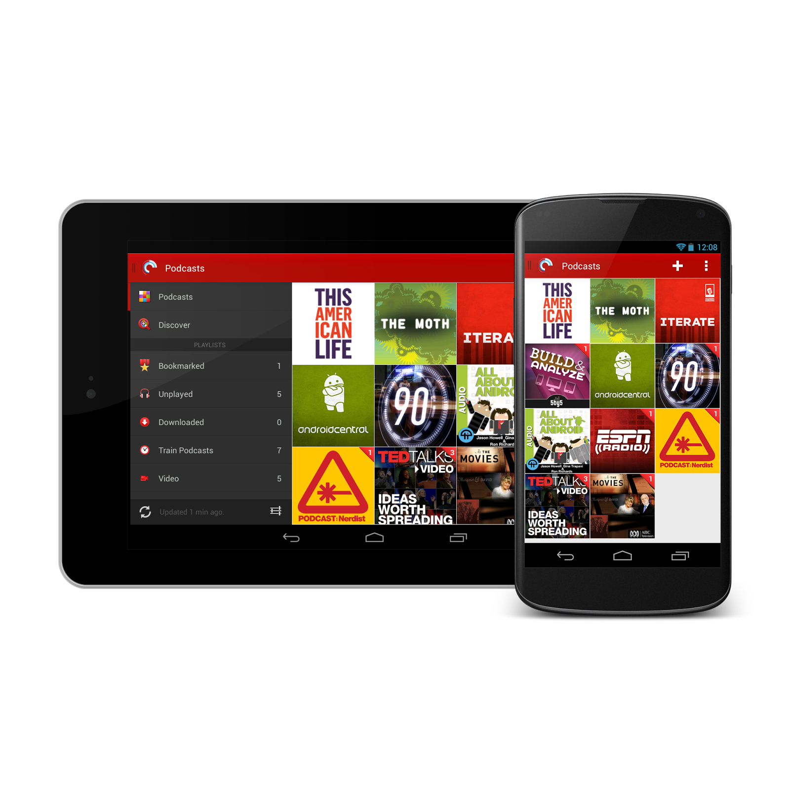 Podcast app for your android phone and tablet download free android