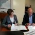 CCOO de Catalunya i l'Assemblea Nacional Catalana signen un acord de col·laboració pel dret a decidir i la Catalunya social