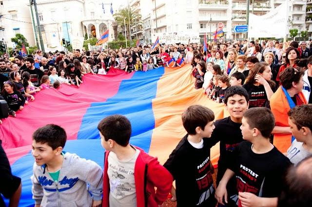 Οι φάκελοι με πληροφορίες για τη Γενοκτονία των Αρμενίων δίνονται εκ νέου στην έρευνα