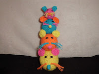 Ratón de crochet