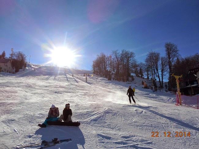 Bunatati alpine in sezonul hibernal :)