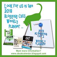 CB Cat Calendar