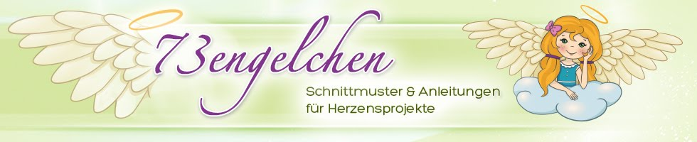73engelchen - Schnittmuster und Anleitungen für Herzensprojekte
