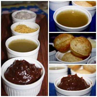 how to prepare pani poori