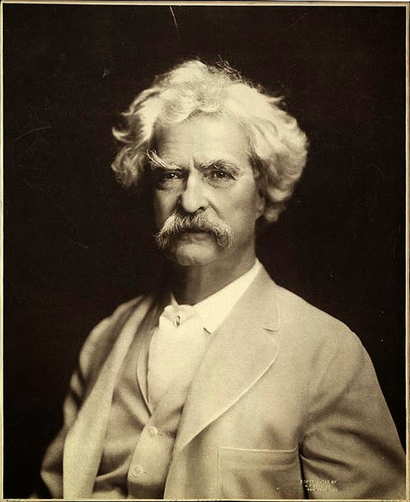 a biography of samuel clemens or mark twain one of the great authors of america Mark twain 1835-1910 biography although born samuel langhorne clemens, the author adopted what is one of the most famous pen names in literature, mark twain.