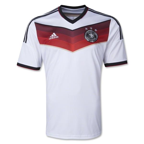 Koszulka reprezentacji Niemiec na mistrzostwa świata 2014