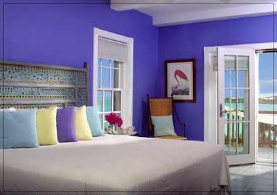 C mo pintar las paredes con colores vivos decorando mejor - Como pintar una pared ya pintada ...