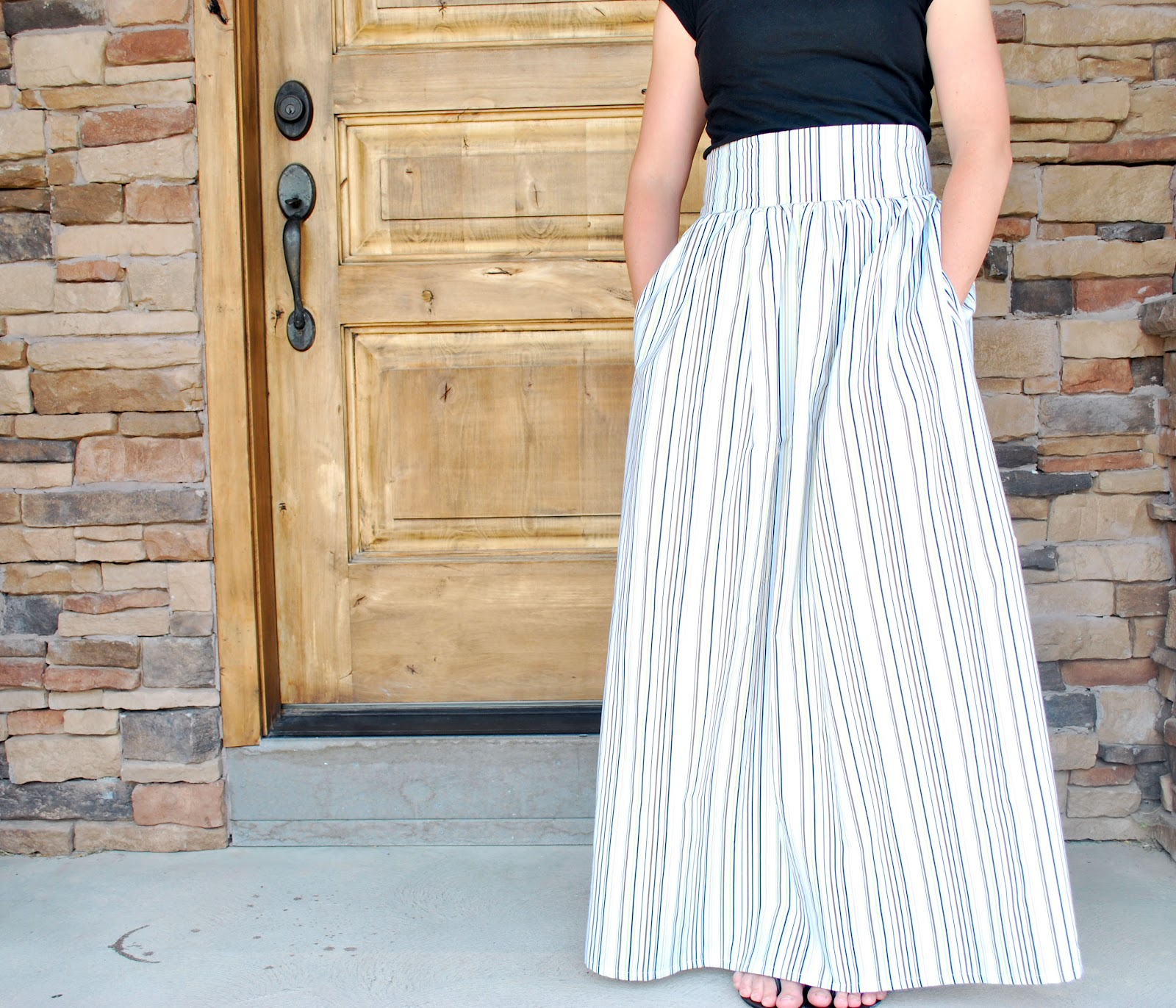 To acquire Waisted high maxi skirt diy picture trends