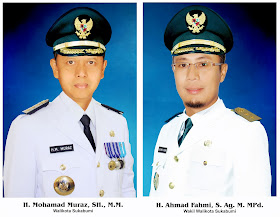 Walikota & Wakil Walikota Sukabumi