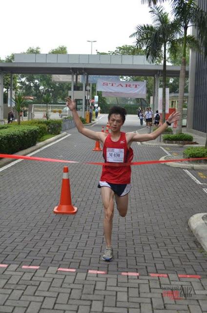 monash run 2012