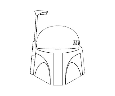 #7 Star Wars Coloring Page
