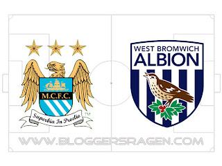 Prediksi Pertandingan Manchester City FC vs West Bromwich Albion FC