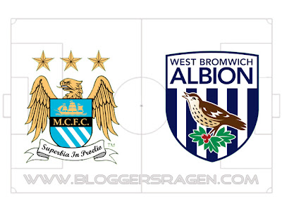 مشاهدة مباراة وست بروميتش ومانشستر سيتي west bromwich albion vs manchester city
