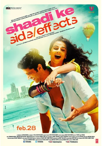 Shaadi Ke Side Effects 2014 DVDScr 350mb Download Watch Online