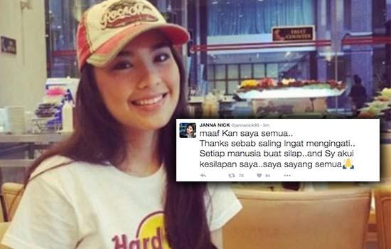 Tindakan Janna Nick persenda MH370 menerusi babak filem Dilwale dikecam