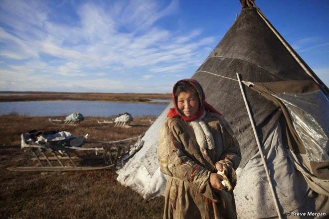 Bộ tộc ăn thịt sống ở Bắc Cực3