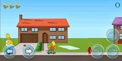 Bart Simpson 2 v1.0 Apk Free Download