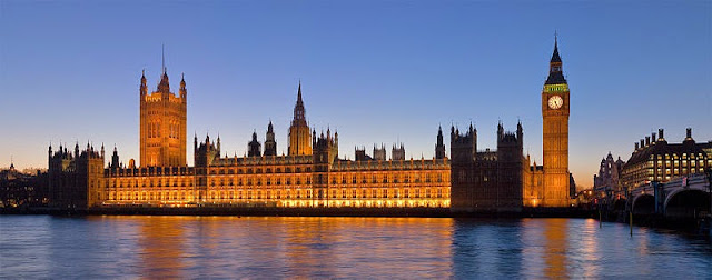 Palace of Westminster (Big Ben tower), Houses of Parliament - London attractions
