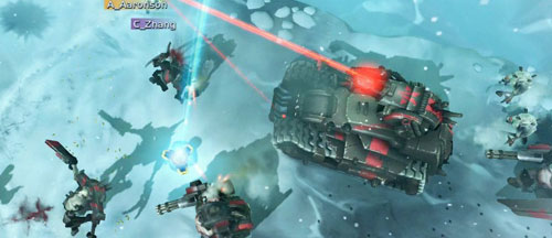 Helldivers Game for the PS4, PS3 and PS Vita